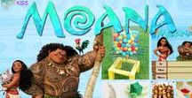 Moana - Fun for kids, ideas for Birthday parties and loads more / Moana is a brilliant film now you can bring the fun to your house with great crafts, games, birthday parties ideas and great food too all with a Moana theme from Wonder Kids