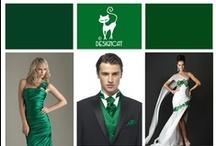 Wedding - Green - Emerald - Pantone Colour 2013 / Wedding Inspiration for Pantones colour of the Year 2013