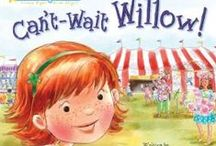 Can't-Wait Willow! / Meet spunky and spontaneous Willow!  She needs to learn patience and how to stay focused on her goals as she becomes easily distracted on her walk to the circus.  ShineBrightKids.com