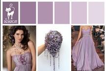 Wedding - Purple - Dusky Lilac/Grey