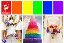 Wedding - Rainbow