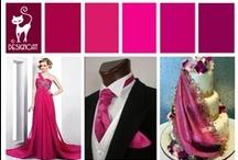 Wedding - Pink - Hot Pink