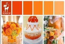 Wedding - Orange