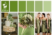 Wedding - Green - Leaf Greens / Natural Leaf greens from New Shoots to Sage