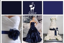 Wedding - Blue - Navy