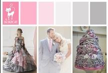 Wedding - Pink & Grey