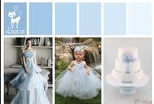 Wedding - Blue - Pastel Blue