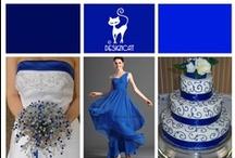 Wedding - Blue - Royal Blue