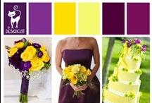 Wedding - Purple & Yellow