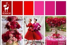 Wedding - Red & Pink