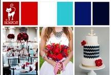 Wedding - Red, White & Blue