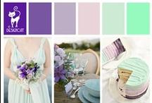 Wedding - Purple & Mint