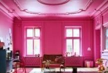 Interior - Pink