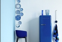 Interior - Blue  / by Designcat Colour
