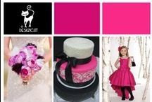 Wedding - Pink & Black - Bright