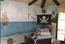 Interior - Nautical Bedroom Project