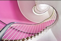 Interior - Stairs / by Designcat Colour