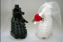 Wedding - Tardis / Doctor Who