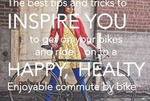 Bike to Work Week / Find out how to cycle dressed for your destination - no spandex here! www.levelovictoria.co