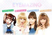 EYEMAZING / Eyemazing products produced by Jun Komori