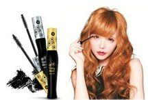 Dolly Wink / Dolly Wink false eyelashes and makeup