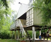 Container Home / Home planning sprung forth from the Sunset Container Home Concept house.