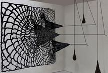 Crochet and co. / Objetos originales realizados a punto o ganchillo.