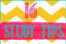 Study Tips / Study tips for students