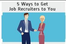 Job Search Tricks / Searching for a new job is hard! These job seach tricks and tips can help you find a new job