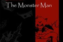 The Monster Man / Damian Malachi is a best-selling horror writer, loving husband and dedicated father.  However, as a boy, Malachi discovered a dark power binding him to the powers of the lumbering Frankenstein's Monster, the savage Werewolf, the feral Fish-Man, the enigmatic Mummy and the tyrannical Dracula. Trained by the poetic and repentant Igor and the undead Van Helsing, Damian Malachi became the Monster Man - a chimera of all the monsters and their greatest threat.