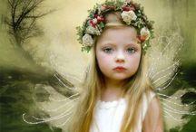 Angels.......... / by Marcia Burkett