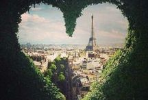 PARIS - I love you