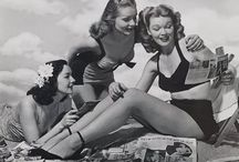 Summer - Vintage Beach / Beach inspiration