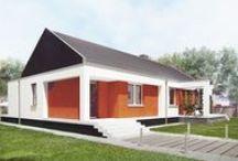 Przebudowa domu jednorodzinnego w Tarczynie. / Ukończyliśmy prace projektowe związane z przebudową do domu jednorodzinnego w Tarczynie. Zapraszamy do zapoznania się z projektem.