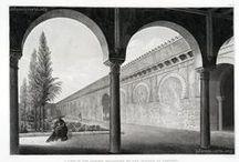 Al-Andalus. Mezquitas y sinagogas / Mezquitas, sinagogas, morabitos, lugares de culto en época andalusí, morisca y mudéjar. Mosques , marabouts , places of worship in Andalusian , Moorish and Mudéjar era.
