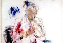 Eugène LEROY / I found an excellent painter....