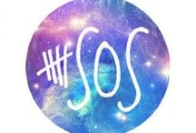 5 Seconds Of Summer logos / 5 seconds of summer pictures, logo's and stuff