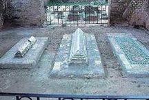 Al-Andalus. Funerario / Todos los elementos relacionados con el mundo funerario andalusí. Al-Andalus/Medieval
