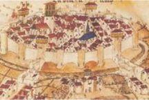 Europa Medieval. Ciudades y Castillos