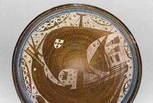 Al-Andalus. Ajuar XIII-XV. / Ajuar y cualquier tipo de enser doméstico o industrial encasillable dentro de los siglo XIII al XV. Las cronologías son aproximadas y los comentarios pueden contener errores. Al-Andalus/Andalusí/Medieval/Nazarí. Cerámica, metales, madera, textil, etc..