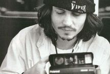depp / The actor, producer and musician Johnny Depp.