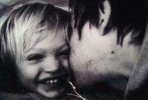 norman and mingus / Norman Reedus and his son Mingus Reedus.