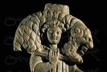 Roma. Sureste Peninsular / Materiales y lugares arqueológicos de sureste de España. Especialmente Almería y Granada.
