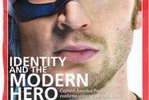 Page in extremis :: Superheroes