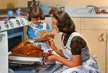 Holiday - Vintage Thanksgiving / Vintage Thanksgiving inspiration, decor, fashion, and recipes