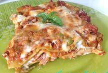 Mix pasta ripiena, lasagne e non solo... ;)
