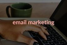 Email Marketing / Tips & tricks to help you build your subscriber list and market your products or services via email.