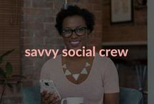 Savvy Social Crew [ Group Board ] / Welcome to the Savvy Social Crew Group Board. Here, we're all about making business better, from social media to lifestyle to websites to blogging and more! Join the community >> http://savvysocialcrew.com