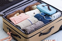 Travel / Capsule wardrobes and travel tips