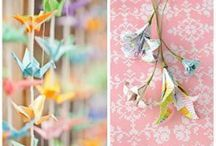 Origami / Origami ideas to try. Paper crafts.